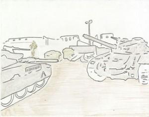 Gil Marco Shani Drawings