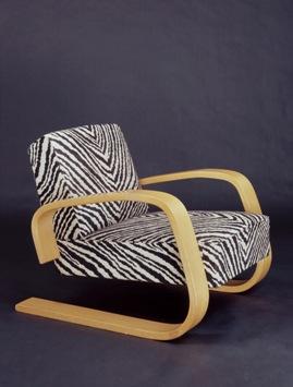 Alvar Aalto's armchair Tank