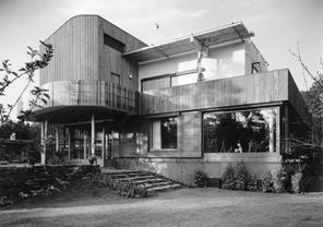 Alvar Aalto's Villa Mairea, Noormarkku, Finland