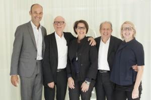 Daniel Sachs, Proventus, Rolf Fehlbaum, Vitra, Mirkku Kullberg, Artek, Robert Weil, Proventus, Nora Fehlbaum, Vitra