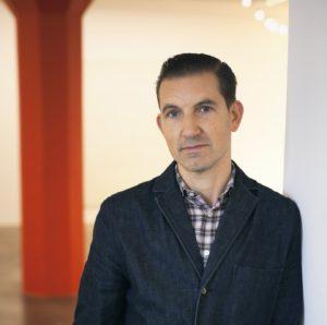 Richard Julin, Artistic Director. Photo: Christian Saltas