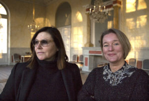 Pia Forsgren and Maria Lindal
